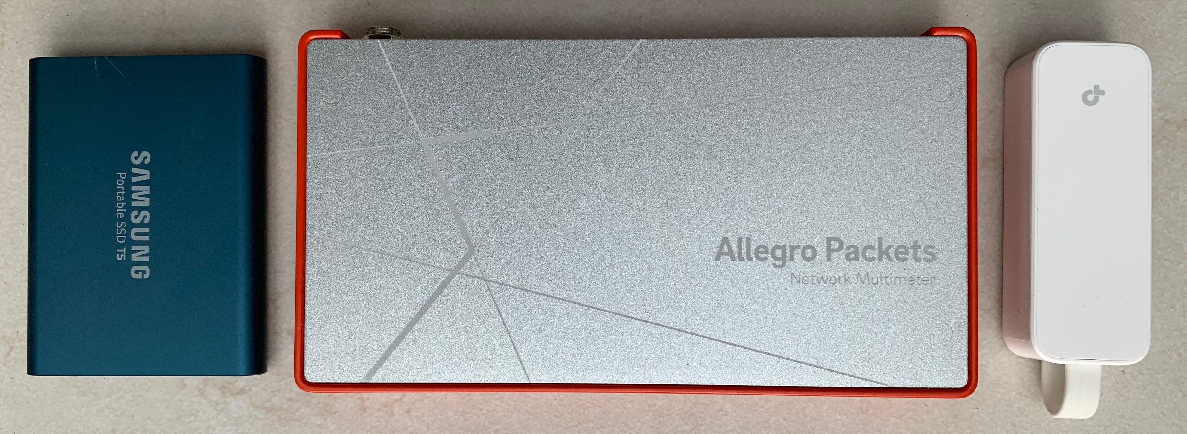Allegro TPLink und Samsung