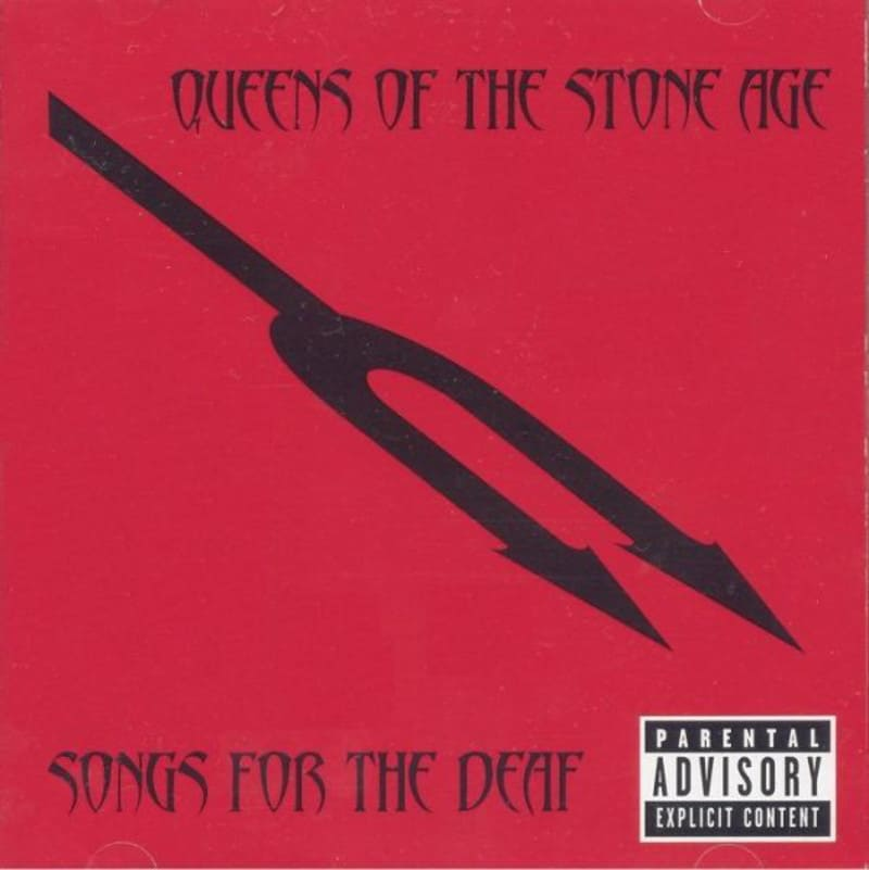 Queens Of The Stone Age - Songs For The Deaf