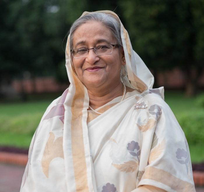 PM Sheikh Hasina rev