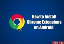 How to Install Google Chrome Extensions On Android