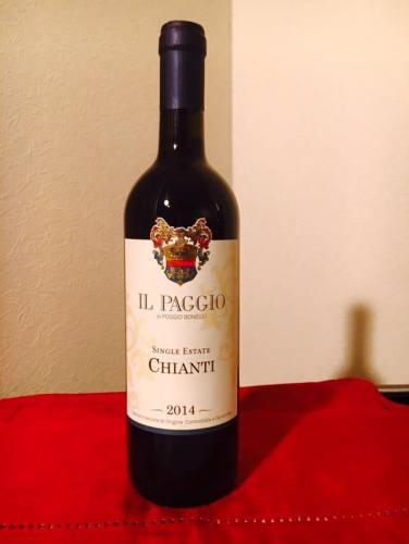 イタリア赤ワイン キャンティ