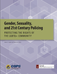 Gender, Sexauality and 21st Century Policing