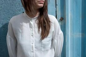 blusa de manga longa