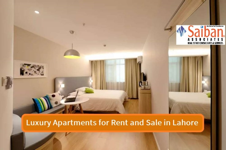 Luxury Apartments for Rent and Sale in Lahore