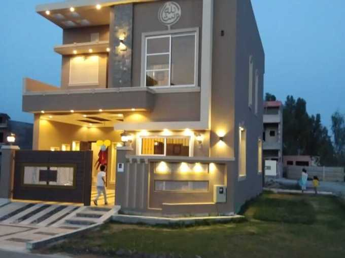 5 marla house for sale in grand avenues Housing Scheme Lahore