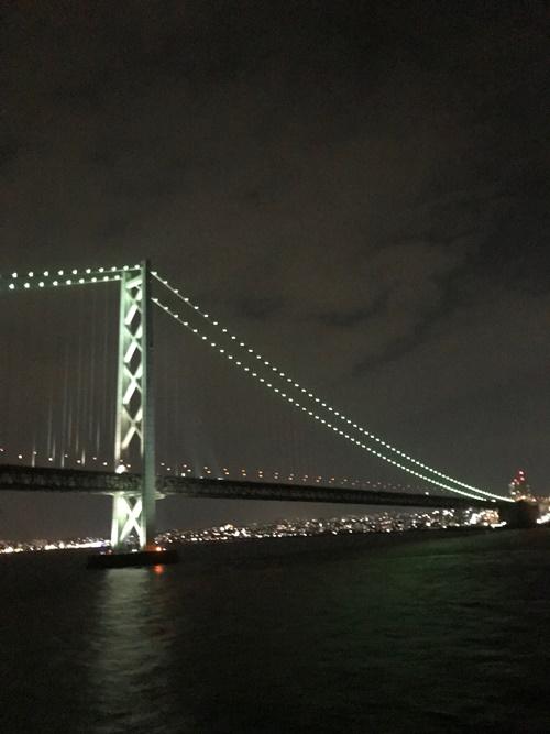 オレンジフェリー明石大橋