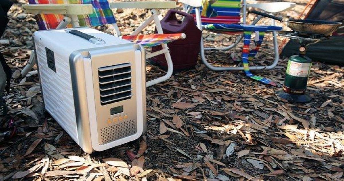 「Coolala」とはー屋外でも使用できるポータブルエアコン