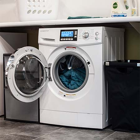 Apartment Washing Machine And Dryer Said