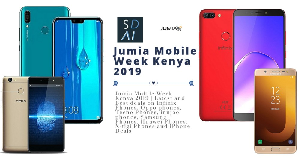 jumia mobile week Kenya 2019
