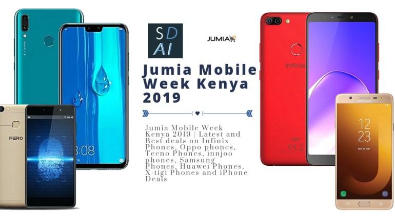 jumia mobile week Kenya 2019