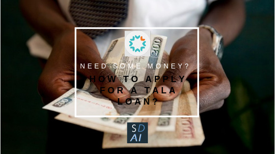 apply for a tala loan saidia kenya