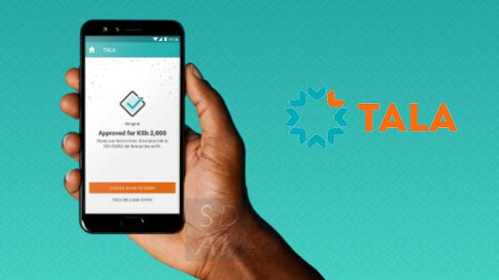 Tala loan repayment with tala paybill