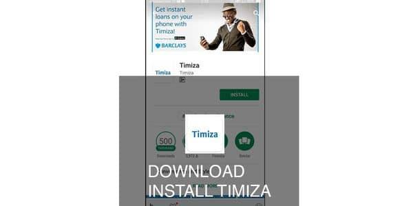 download timiza app Barclays Kenya