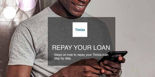 repay Barclays timiza loan android ios