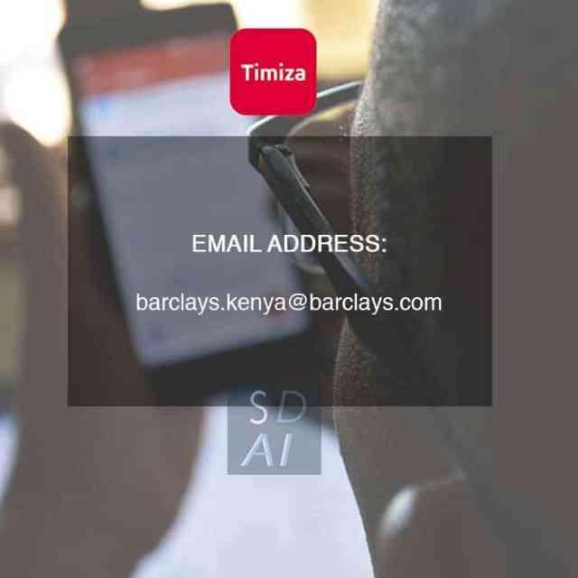 timiza email address