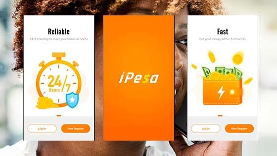 ipesa loan app contacts