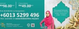 "Lebih 300 Menu ""International Iftar"" Sempena Buffet Ramadhan Di Restoran Pot & Pan PICC , Putrajaya"