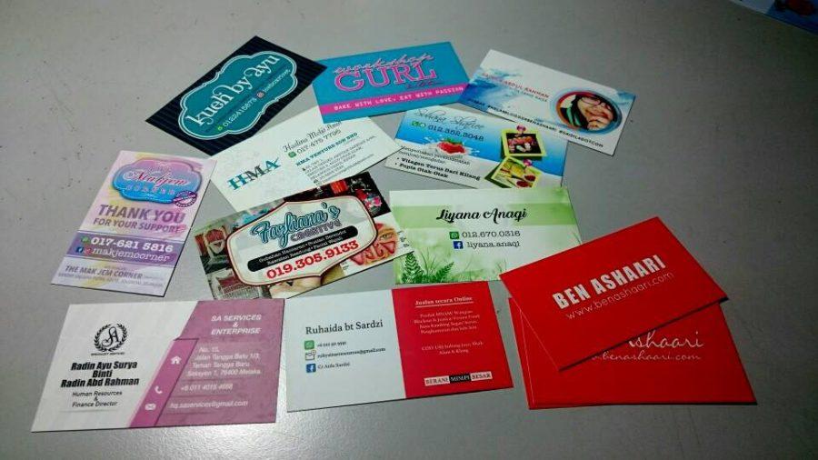 Kat Mana Nak Tempah Sticker Produk Yang Murah ? Aizara Design Kan Hado