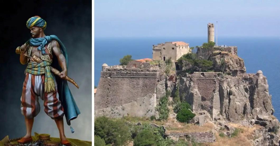 Castello-capraia-Saraceno