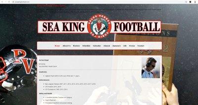 pvseakingfootball.com