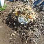 グリーン堆肥づくり:No.2堆肥の仕込み(4)