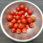 ミニトマト(1):収穫最盛期を迎える