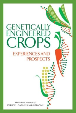 GE Crops Report book cover