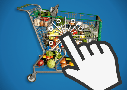 Grocery shopping is undergoing a revolution, finally, thank goodness.