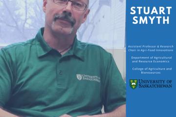 Stuart Smyth U of S