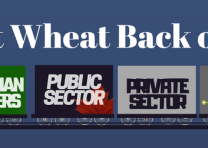 Innovating Canada's Wheat Supply Chain