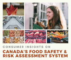 Canada's food safety & risk Assessment system