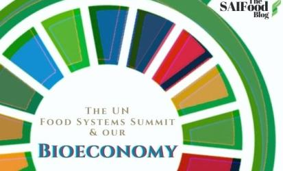 UN Food Systems Summit & our Bioeconomy
