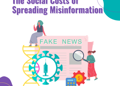 The Social Costs of Spreading Misinformation