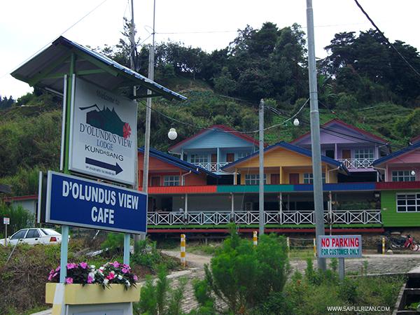 DOlundus View Lodge Kundasang Sabah 02