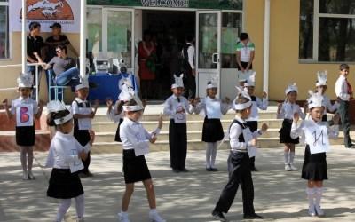 Saiga Day in Uzbekistan 2013