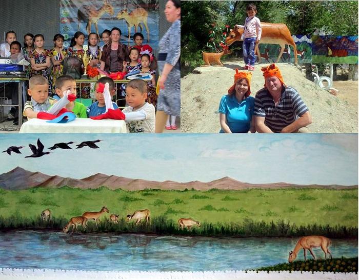 Saiga Day 2016 Celebrated in Uzbekistan
