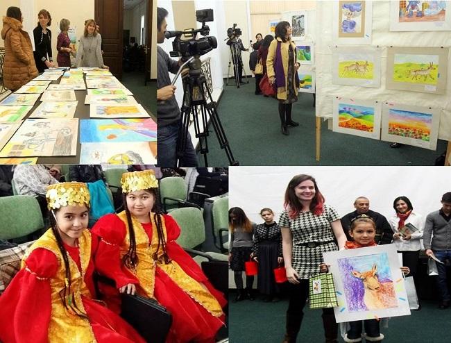 Uzbek Cartoon Celebration in Nukus