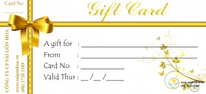 gift card vang