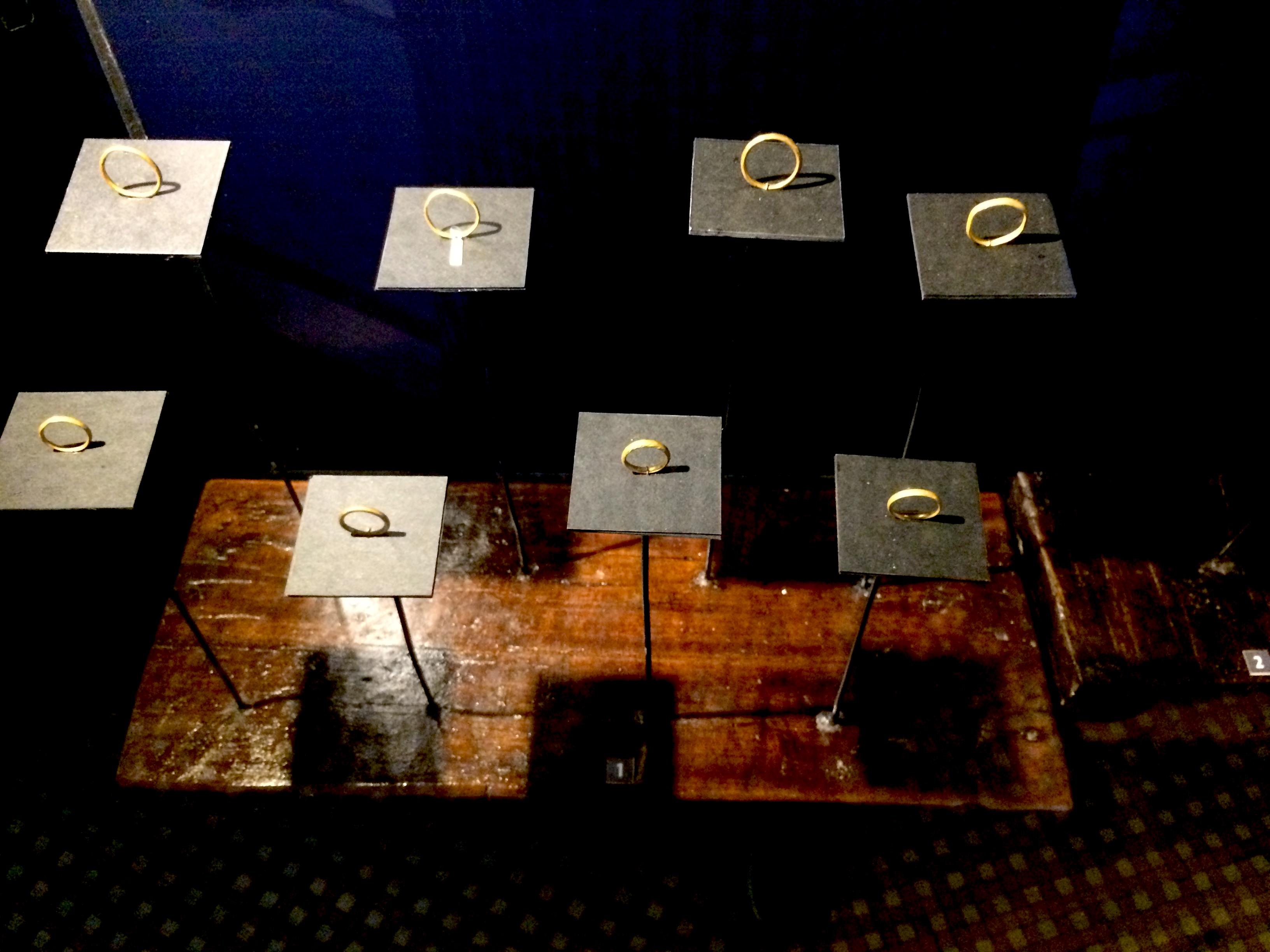 Nhẫn vàng cổ Phù Nam