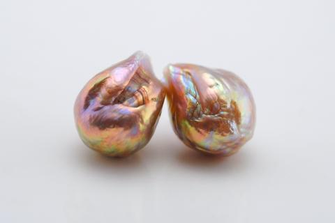 Japan Kasumigaura freshwater cultured pearl