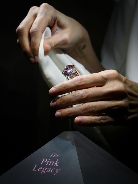 Pink Legacy Diamond