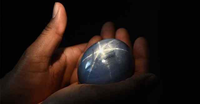 """1,404.49 carat """"The Lankan Star of Adam"""