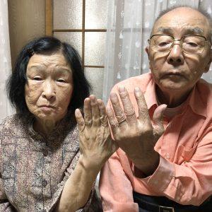 記念日に磨き直した祖父母のマリッジリング