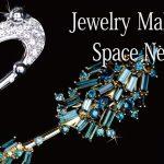 SAIJO YouTubeチャンネルにアップされた【宇宙のネックレス】|Jewelry Design|SAIJO|京都 宇治|オーダーメイドジュエリー