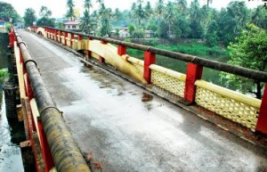 Muvattupuzha Old Bridge
