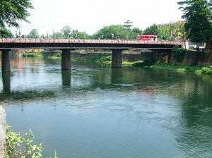 Thodupuzh bridge