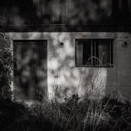 Karjakeittiön ovi