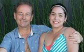 Dean Bailey with daughter, Tala