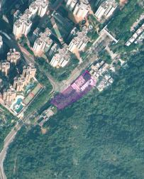 Aerial view Site 3