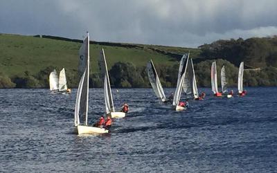 Bolton Sailing Club Graduate Open – 25 September 2016